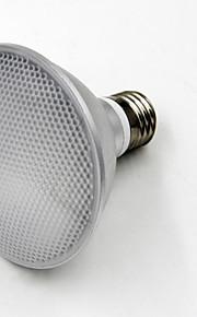 1шт E26 / E27 12w 30smd 1 100 лм теплый белый / холодный белый / натуральный белый PAR30 декоративные / водонепроницаемый огни пар