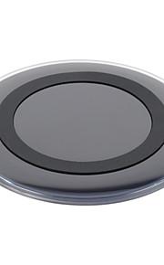 qi progettazione universale caricatore mobile di alimentazione wireless a1 pad di ricarica wireless standard per SamsungGalaxy S6 / S6