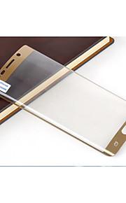 TPU 3D a schermo intero membrana a prova di piegatura a bordo Samsung Galaxy S6 più (d'oro)