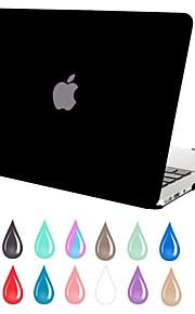 """애플 맥북 에어 11 """"/ 13""""(모듬 색상) 하드 쉘 스냅 케이스 커버를 통해 부드러운 터치 플라스틱"""