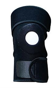 Knee Brace Sports Support Adjustable / Anti-skidding Camping & Hiking Black(Single)