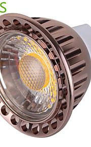 5 pcs GU5.3(MR16) 9 W 1 COB 850 LM Warm White / Cool White MR16 Dimmable / Decorative Spot Lights AC 12 V