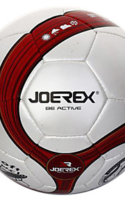 Joerex Training Match Hand Sewn PU Soccer Durable Football Nondeformable Gas Leak-proof JMS004
