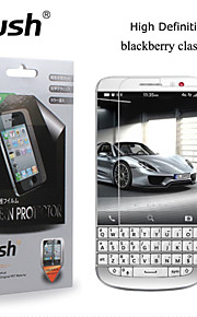 ipush alta transparencia protector de pantalla hd lcd para q20 clásico blackberry