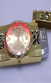 lysende elektroniske watchbeautiful modeller lige metal lightere