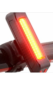 Rear Bike Light Tail Lights LED - Cycling Waterproof Easy Carrying Warning Durable Other 100 Lumens USB Cycling/Bike-RAYPAL