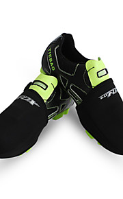 Half BATFOX Cycling Waterproof Shoe Covers Road Bicycling Equipment Lock Shoe Shoes Black