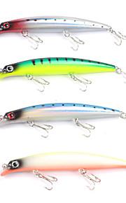 Mizugiwa Lure Body Top Water Popper Pencil Hard Bait Fresh Water Shallow Bass Walleye Crappie Minnow 13g 120mm