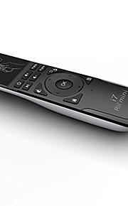 rii mini-i7 2,4 g mosca ar teclado sem fio mouse remoto built-in 6 eixos para htpc caixa de tv android laptop pc