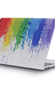 "nye farverige gradient full-body plast cover til MacBook Air 11 ""pro 13"" / 15 """