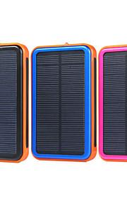 SUNWALK 18000mAh Solar Panel Power Bank with Flashlight External Battery Portable Charger
