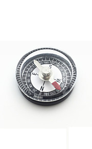 Fulang Mini Compass Plastic Acrylic Compass 20mm CP01