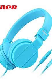 nuovi servitori dello studio di arrivo Kanen ip-950 oro da 3,5 mm spina di placcatura hifi stereo-ear auricolari