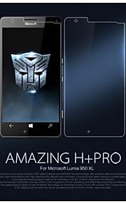 Nillkin h + pro anti-explosión a prueba de polvo y protector de pantalla de cristal a prueba de aceite para 950xl Lumia
