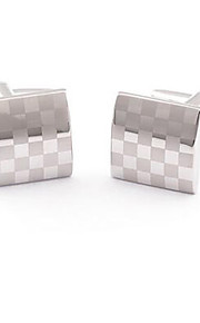 Men's Cufflinks Wedding Novelty Silver Lot Gift Shirt