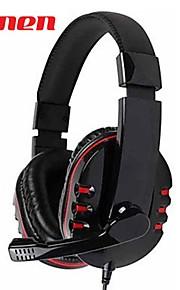 Kanen km-790 della cuffia stereo con microfono mic per i giocatori PC