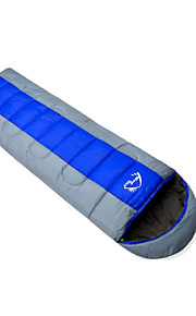 Sleeping Bag Rectangular Bag Single 0℃ Hollow Cotton 185cm+30cmX75cmMoistureproof / Waterproof / Breathability / Rain-Proof / KEEP WARM /