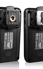 sidande WFC-03 Flash gatilho sem fio eletrônico stander 2.4 ghz para Canon 5D2 6d e Nikon d800 70d 60d câmeras DSLR