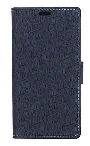 HTC 하나 X9에 대한 스탠드와 카드 슬롯 패턴 지갑 PU 가죽 케이스 커버 (모듬 색상)