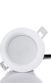 7W LED-downlight 14 SMD 5630 700 lm Varm hvid / Kold hvid Justérbar lysstyrke / Vandtæt AC 220-240 V 4 stk.