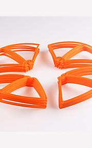 bladet propel protector sæt beskyttelse ramme vagt dækning for SYMA x8c x8w x8g rc quadrokopter
