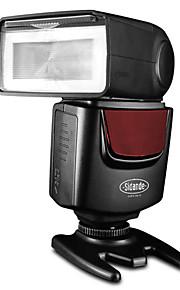 Sidande DF-400 Flash Speedlite Flashgun Gun for Canon Nikon Pentax Olympus Fuji Panasonic Digital SLR Camera as YN460
