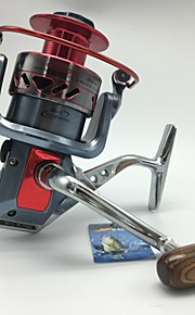 Spinning Reels / Trolling Reels 4.7:1 10 Ball Bearings Exchangable Sea Fishing / Spinning / Lure Fishing-GSA 7000 HAIBIN