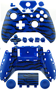Replacement Controller Case for Xbox One Controller (Zebra-stripe)