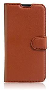 prægede kort tegnebog beslag typen beskyttelsesomslag til lg x screen mobiltelefon