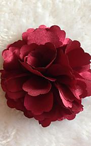 z&X® stof blomst broche part / daglig / afslappet 1pc