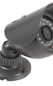 CCTV 1200TVL 3.6mm 1/3 Sony CMOS HD 960H 30Les IR-Cut waterproof Outdoor Bullet Security camera