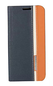 caso de la moda retro de lujo del tirón del cuero soporte de la carpeta para el asus 2 zenfone láser (ze500kl)