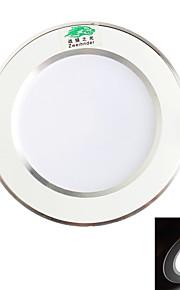 Luces de Techo Decorativa Zweihnder 5W 6 SMD 5730 280 lm Blanco Natural AC 85-265 V 1 pieza