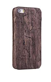 PC + PU 아이폰을위한 남성 스타일의 나무 색상 패턴 전화 케이스 (6) / 기가 / 6 플러스 / 6S 플러스