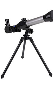 børns videnskab viden simulation astronomiske teleskop videnskab og uddannelse kognitiv legetøj 20-40 gange