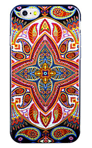 "Weaving of Drill IMD Printed TPU Soft Back Cover for iPhone 6Plus/6SPlus 5.5""(Assorted Colors)"