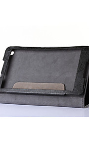 nuevo caso de la cubierta del diseño para Sep2 lenovo a8 cuero de la PU de pie protectora de la piel, caja de la tableta de Lenovo ficha 2