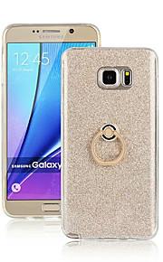 il nuovo caso scintillio telefono creativo telefono cellulare staffa dell'anello per la galassia Nota5 / Nota4 / note3