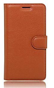 HTC M10 휴대 전화에 대한 양각 카드 지갑 브래킷 형 보호 슬리브