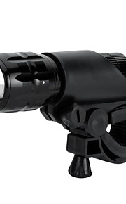 LS1798 Bicycle Light 7 Watt 500 Lumens 3 Mode Waterproof Bicycle Light LED Bike Front Light + Torch Holder