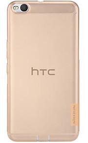 HTC 하나 X9 휴대 전화에 대한 nillkin TPU 색상 투명 소프트 슬리브