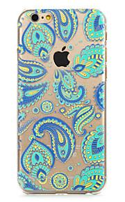 """fiolett malt mønster hard plast tilbake bukt for iphone6plus / 6splus 5,5 """""""