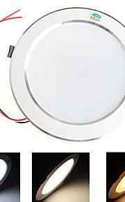 Luces de Techo Decorativa Zweihnder 12W 48 SMD 5730 1020 lm Blanco Cálido / Blanco Fresco / Blanco Natural AC 85-265 V 1 pieza