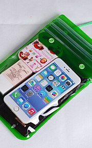 PVC Material Waterproof Dry Boxes Suitable for Iphone Cellphone for Diving/Swimming/Fishing 28.5*17.5cm