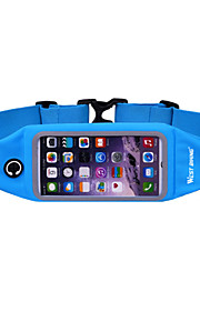 Running Sport Bag Waist Bag Screen Touch Waterproof Running Belt Pouch Phone Holder Jogging Adjustable Cycling Bags