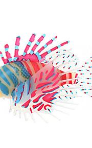 Decorazioni Acquario- perPer Pesce-Plastica-Fish
