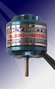 motor brushless outrunner bl330-4200kv Skyartec (bl007)