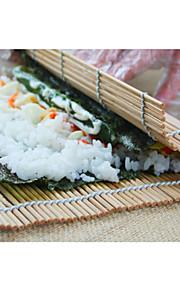 japón Bento rollo de la mano del temaki sushi molde de arroz para preparar el almuerzo fiambrera molde de paletas