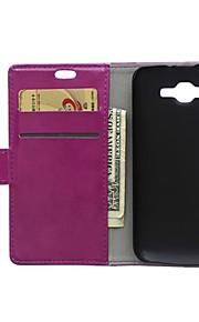 couvercle rabattable style portefeuille avec fente pour carte cas Huawei Ascend y520 cas mode crazy horse texture (couleurs assorties)