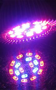 5 배 hry® 5w E27 18xsmd5730 200lm의 12red + 6blue 전체 스펙트럼이 빛을 성장 주도 (85-265V)